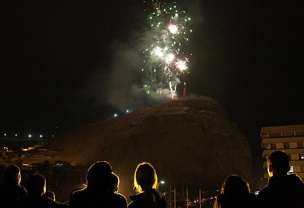 Celebraciones en Arica | Emol Fotos
