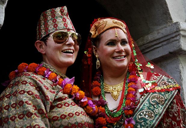 Matrimonio In Nepal : Matrimonio gay en nepal emol fotos