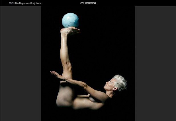 Venus Williams Se Une A Lista De Deportistas Desnudos Emol Fotos