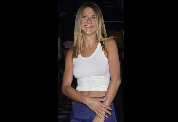 Jennifer Aniston Desnuda - Totalmente. - Filtradas Famosas