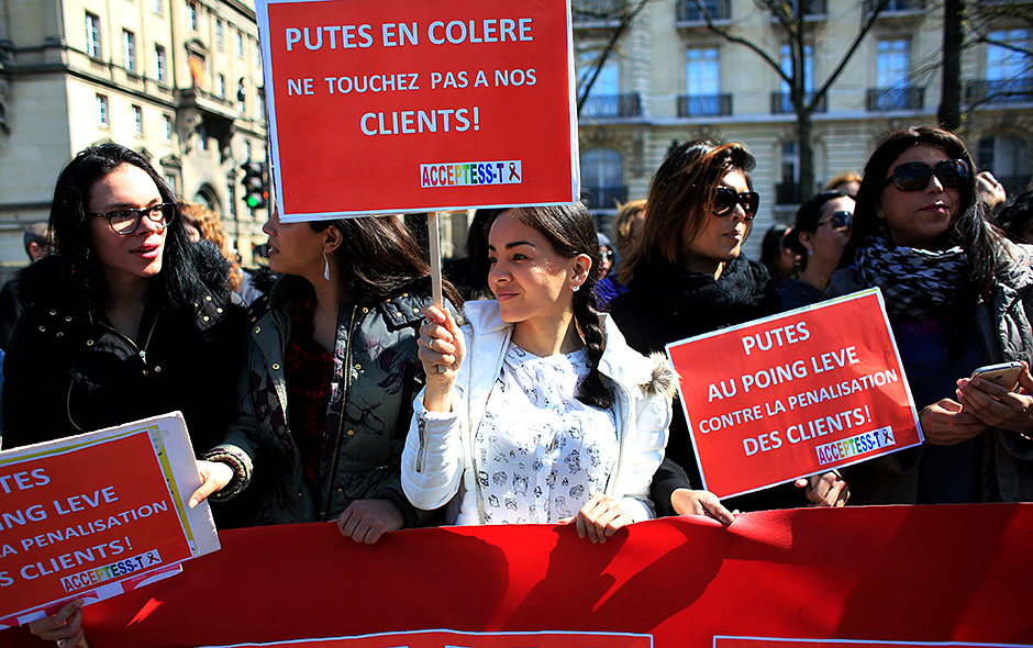 manifestacion prostitutas prostitutas en santiago