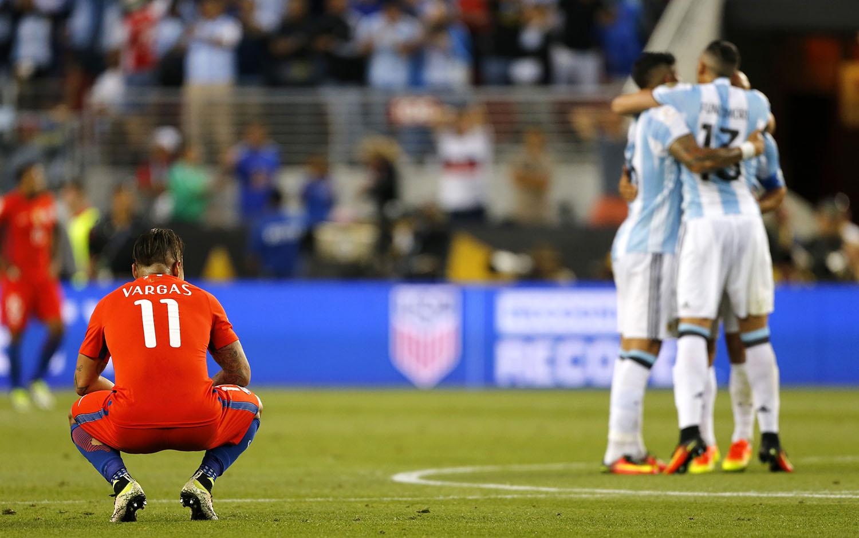 La victoria de Argentina ante Chile lo más destacado