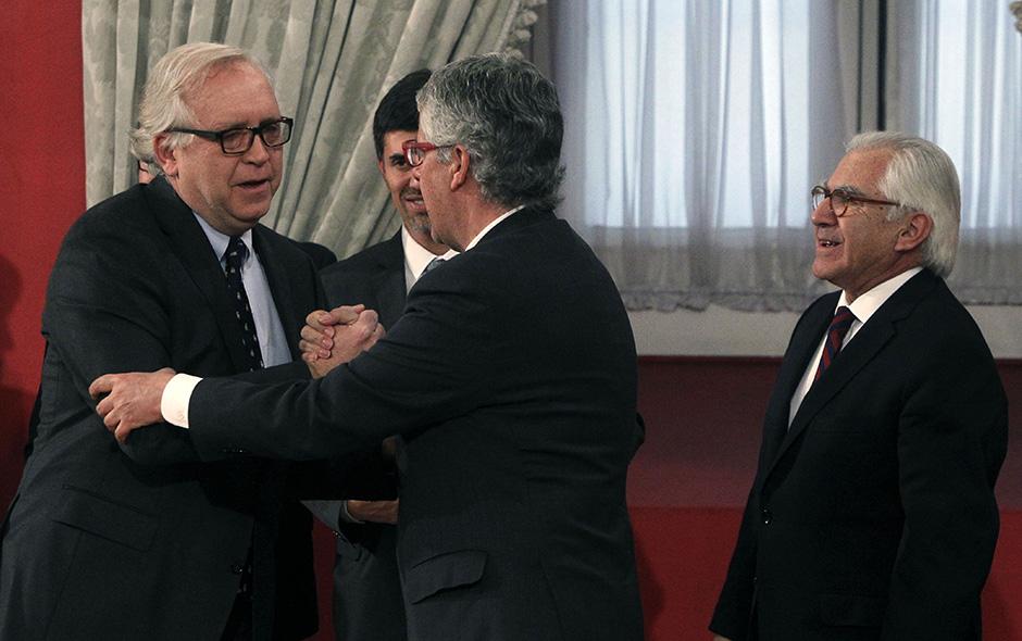 Presidenta bachelet designa a mario fern ndez como nuevo for Nuevo ministro del interior 2016