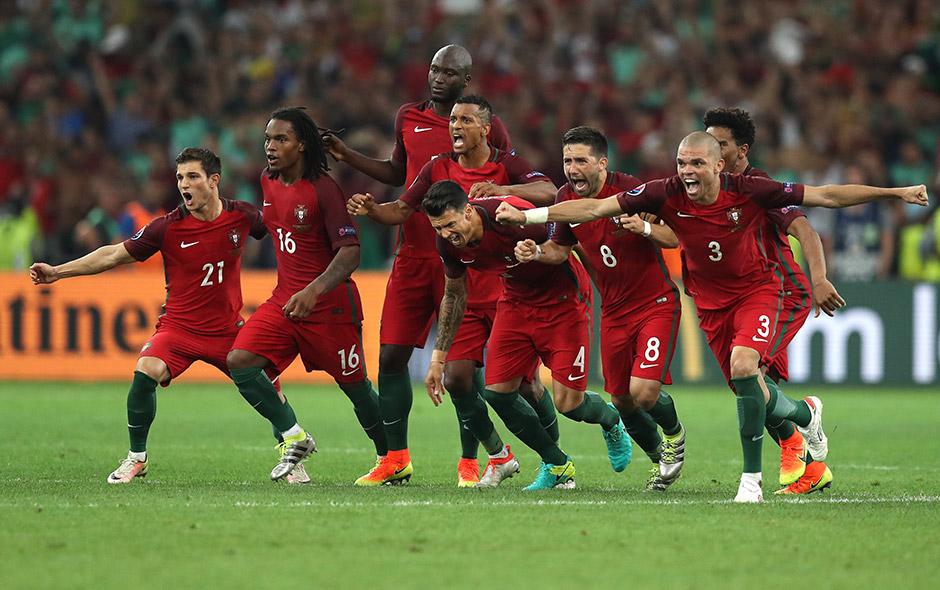 Portugal Y Cristiano Eliminan A Polonia En Los Penales Y Se Instalan En Semis De La Euro